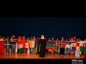 UWC makes education a force to unite people, nations and cultures for peace and a sustainable future.
