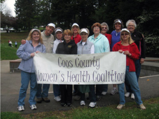 Coos Bay Women's Heart Health Coalition